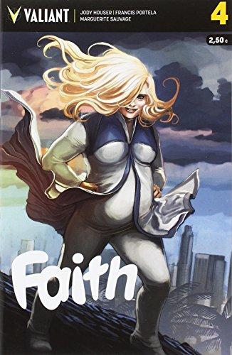 Faith 4: Faith, número 4 (Valiant - Faith)