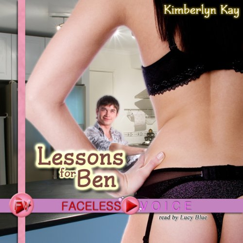 Lessons for Ben: Lucy Blue Narration audiobook cover art