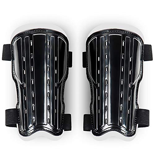 HENCE Soccer Shin Guards for Youth and Kids Shin Pad Protective Gear Football Guard Board for 6-12 Years Old Boys and Girls