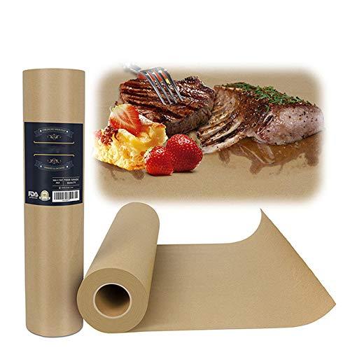 Angela Metzgerei-Kraftpapier, Multifunktion, perfekt zum Räuchern von Grillfleisch, verpacktes Geschenk, Geschenk, für die Küche zu Hause geeignet, 18