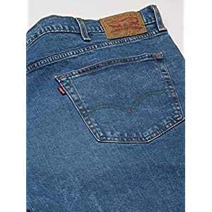 Levi's Men's Big and Tall 559 Relaxed Straight Jeans