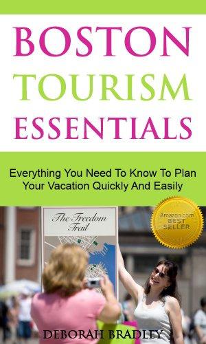 Boston Travel Guide: Tourism Essentials: A Tourist Guide To The Boston Subway, Aquarium, MFA, Freedom Trail And More... (English Edition)