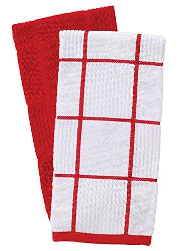 toalla roja de la marca T-fal