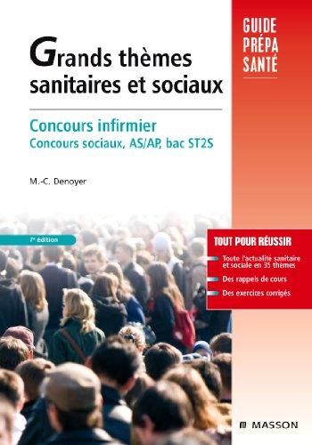 Grands thèmes sanitaires et sociaux PDF Books