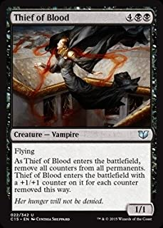 Magic: the Gathering - Thief of Blood (022/342) - Commander 2015