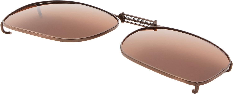 Dioptics Sqr 2 56 Polarized Square Sunglasses, Transparent, 56 mm