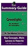 SUMMARY: Greenlights: By Matthew McConaughey   The MW Summary Guide