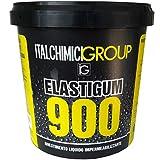 ITALCHIMICI Elastigum 900 Gomma liquida Nera kg1 impermeabilizzante