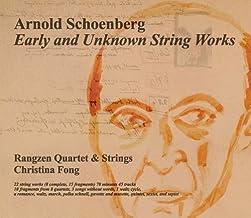 Early & Unknown String Works/Rangzen Quartet & STR