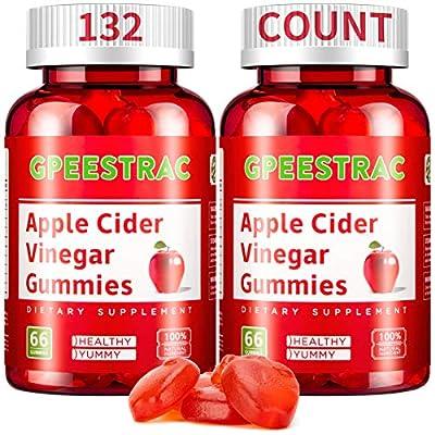 Apple Cider Vinegar Gummies for Detox Cleanse W...
