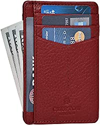 Executive Leather Wallets