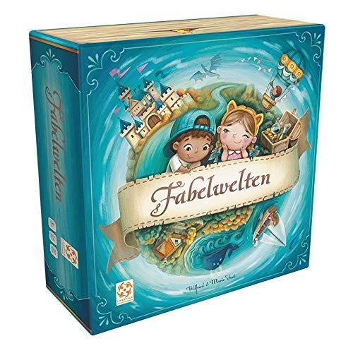 Asmodee Fabelwelten, Kinderspiel, Erzählspiel, Deutsch