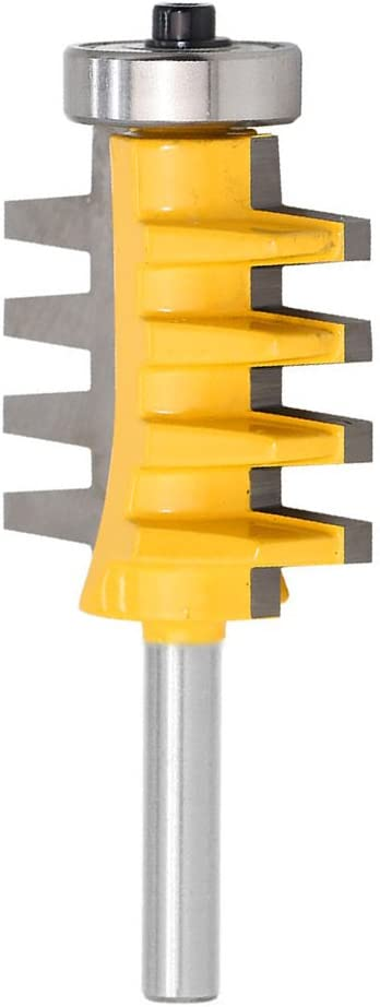 Bestgle Reversible Finger Glue Max 79% OFF Joint 1 5 ☆ very popular Router 4-Inch Bit Shank