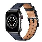 Midnifly Bracelet compatible avec Apple Watch 40 mm, 38 mm, 44 mm, 42 mm, bracelet de rechange en...