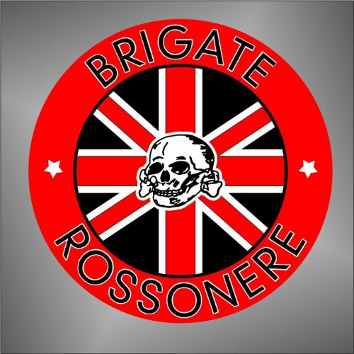 Graphic-lab Aufkleber - Sticker Brigate Rossonere Milan Ultras Serie A Sticker Decal
