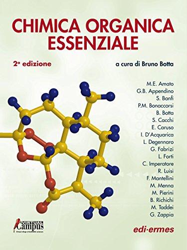 Chimica organica essenziale. Con espansione online