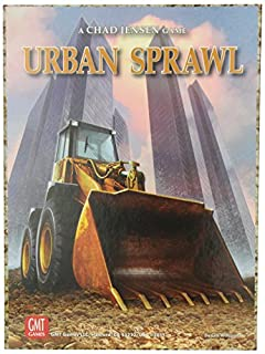 Urban Sprawl Board Game (B0057YMF34) | Amazon price tracker / tracking, Amazon price history charts, Amazon price watches, Amazon price drop alerts
