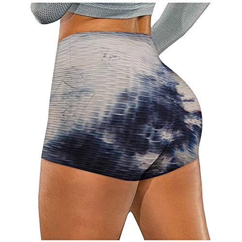 ayaso Leggings cortos de deporte, pantalones cortos para correr, gimnasio, pantalones de deporte, ropa de deporte, yoga, pantalones de deporte para mujer, pantalones de deporte ajustados