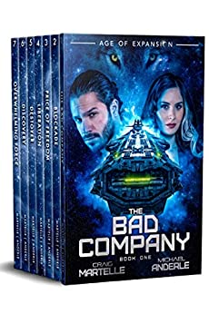 The Bad Company Complete Series Omnibus: Books 1 - 7 by [Craig Martelle, Michael Anderle]