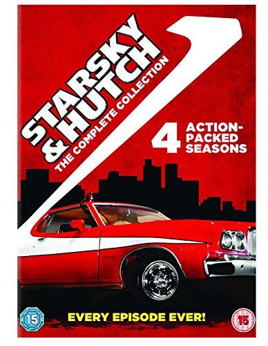 Starsky & Hutch Collection (20 Dvd) [Edizione: Regno Unito] [Edizione: Regno Unito]