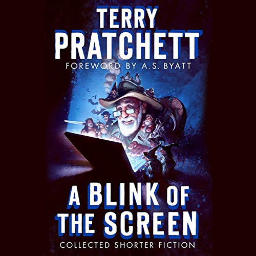 A Blink of the Screen audiobook cover art