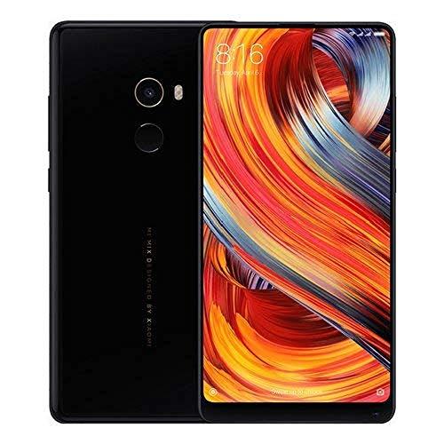 """Xiaomi Mi MIX 2 - Smartphone de 6.44"""" (procesador Octa-core Snapdragon 625, memoria interna de 6 GB RAM, 64 GB ROM, 5300 mAh), color negro [versión española]"""