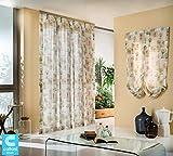 mauro Cortinas para salón, cocina, dormitorio – Tejido para cortinas por...