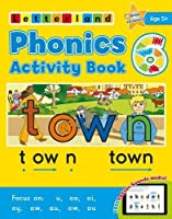 Phonics Activity Book 6 by Lisa Holt Lyn Wendon(2015-02-17)