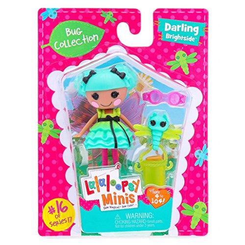 Lalaloopsy Mini Darling Brightside Bug Collection
