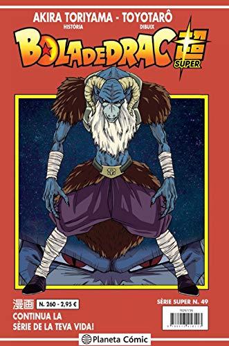 Bola de Drac Sèrie Vermella nº 260 (Manga Shonen)
