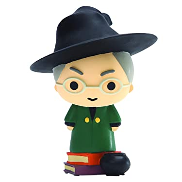 Enesco Wizarding World of Harry Potter Charms Collection Series 3 Professor McGonagall Figurine, 3.36 Inch, Multicolor