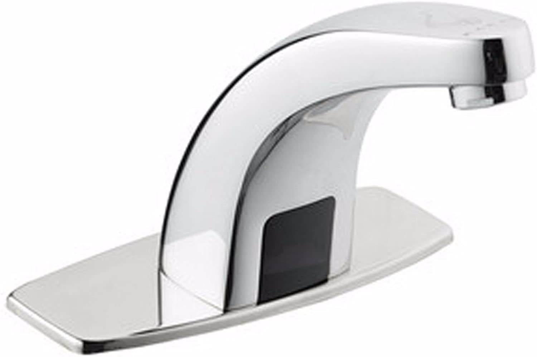 AJUNR-Sensing Smart Hot And Cold Sensing Bathroom sink Taps Infrared Sensing And Wash Hands-Basin Dual Mixer Solenoid Valve Tap