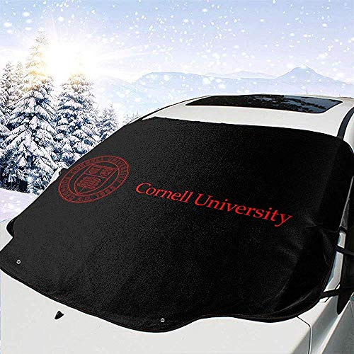 Car Windshield Sun Shade Cover Snow Ice Frost UV Rays Blocker Parabrisas Sun Shade Protector Blocks Sun Heat Cornell University