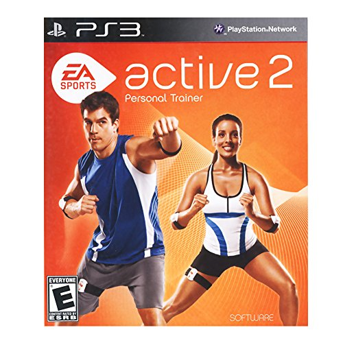 EA Sports Active 2 - PS3 *** SOFTWARE...