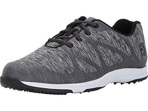 FootJoy Women's Leisure Golf Shoes Grey 7 M, Charcoal, US