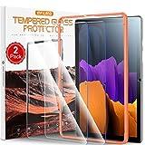 INFILAND Samsung Galaxy Tab A7 Protector Pantalla, [Cristal Templado] Galaxy Tab A7 10.4 Pulgadas (T500/T505/T507) 2020 [Bloquea Excesivas la luz Azul Dañina], 2 Pack