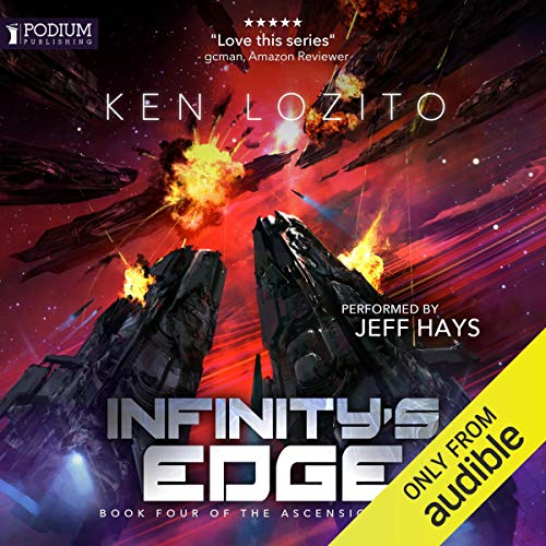 Infinity's Edge cover art