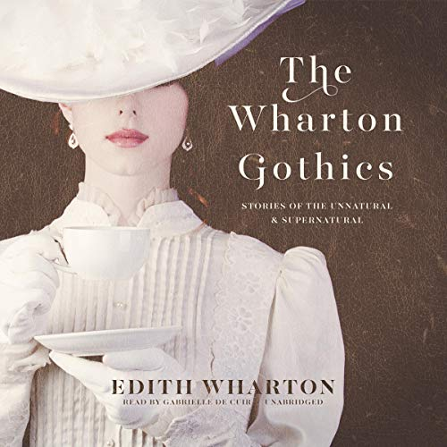 The Wharton Gothics cover art