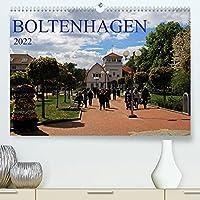 Boltenhagen 2022 (Premium, hochwertiger DIN A2 Wandkalender 2022, Kunstdruck in Hochglanz): Das Ostseebad Boltenhagen - ein Kleinod an der mecklenburgischen Ostseekueste. (Monatskalender, 14 Seiten )