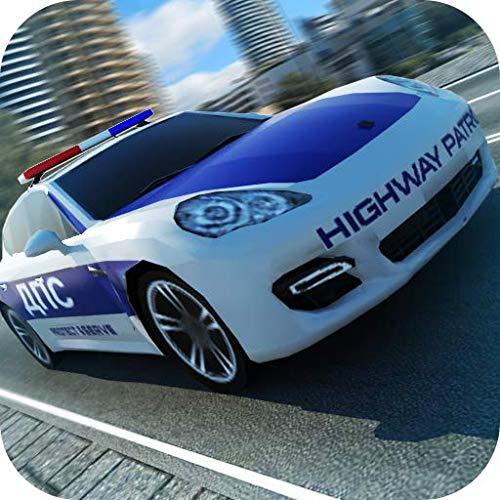 Racing Police Highway 3D