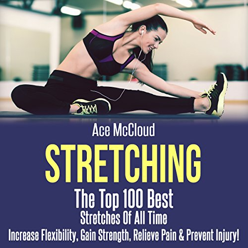Stretching audiobook cover art