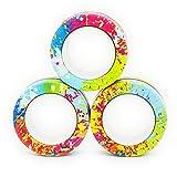 Droquimur | Anillos Magnéticos | Fidget Spinner | 3 Unidades | Aros Multicolor