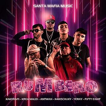 Rumbero (feat. Kakorafi, Krea Maldi, Antwan, Yeray, H4nschuky & Fifty Eight)