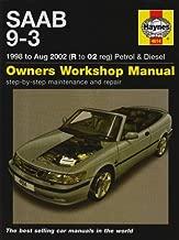 Saab 9-3 1998 to Aug 2002 Petrol & Diesel Owners Workshop Manual by A.K. Legg (2007-05-04)