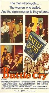 Battle Cry [VHS]