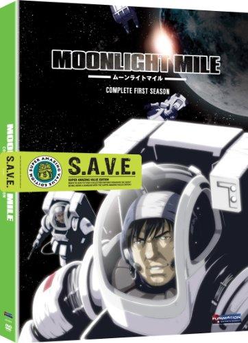 Moonlight Mile: Complete Series (2 Dvd) [Edizione: Stati Uniti]