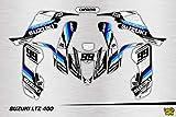 Kit Adhesivos Full Cover Suzuki LTZ 400 ADESIVI Sticker KLEBER AUFKLEBER CALCAMONIAS