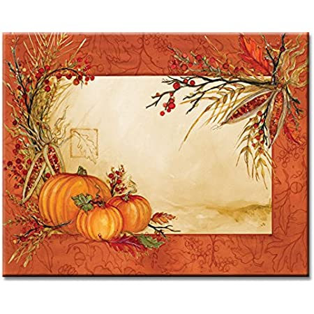 Fall Decorations Autumn Decor Fall Decor Personalized Cutting Board Football Kitchen Signs Fall Gift Cutting Board Kitchen Decor