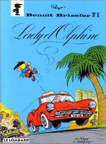 Fan de BD !, Benoît Brisefer, tome 6 : Lady d'Olphine