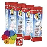 Rotbäckchen Mama-Paket mit Hape Greifring, 4er Pack (4 x 450 ml)